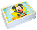 Mickey Mouse A4 licensed topper