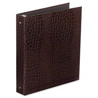 ProFormance Crocodile Embossed Ring Binder, 1'' Capacity