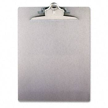 Recycled Aluminum Antimicrobial Clipboard- Letter Size
