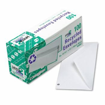 Quality Park #10 Recycled Envelopes 30% Recycled