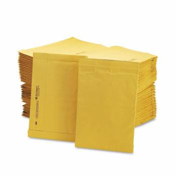 Jiffy Padded Mailers, Bulk Carton, 9-3/8 x 13-3/8 Plain Flap
