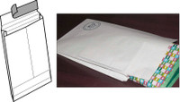 10 x 13 x 1-1/2 PRINTED 2-Color Expansion Envelope, V-Bottom Style (500 envelopes/carton)