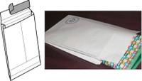 10 x 13 x 1-1/2 PRINTED 2-Color Expansion Envelope, V-Bottom Style (500 envelopes/carton)