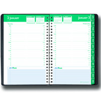 House of Doolittle (HOD29802) ExpressTrack Daily/Monthly Planner 5 x 8