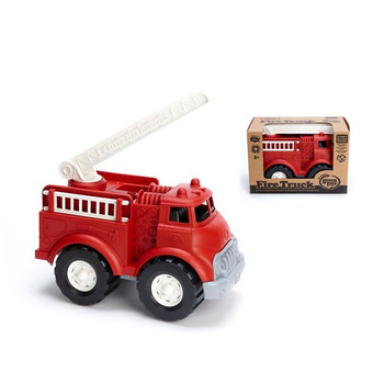 Green Toys Eco-Friendly Fire Engine Truck Toy