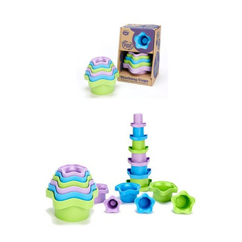 Green Toys Stacker Toy for Kids