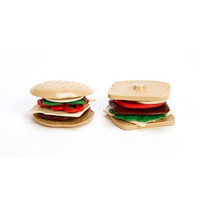 Green Toys Sandwich Shop Play Set