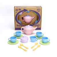 Green Toys-Play Toy Tea Set for Children