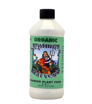 Neptune's Harvest Organic Seaweed Fertilizer 1 quart