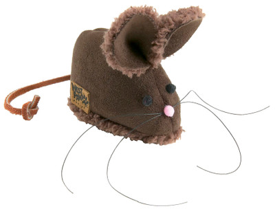 West Paw Designs- Barn Mouse Espresso