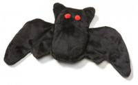 Berber Bat Plush Dog Toy