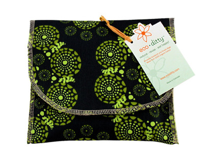Ecoditty Organic Sandwich bag-Eyes Of The World
