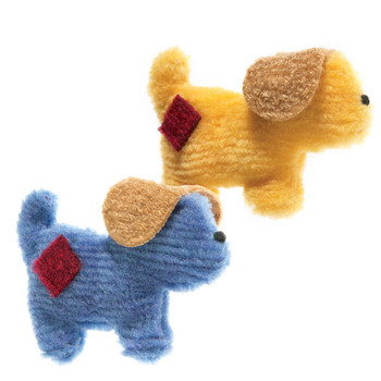 West Paw Designs Puppy Pooch Plush Dog Toy