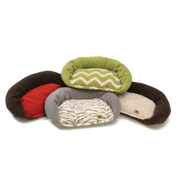 Eco-friendly Tuckered Out Dog and Cat Bed