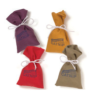 West Paw Designs Rocky Mountain High, Catnip Sack For Cats