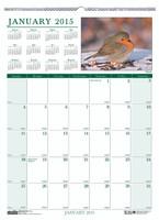 House of Doolittle (HOD3712) Earthscapes Birds Wall Calendar