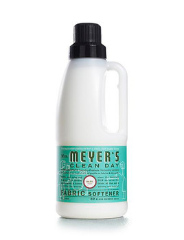 Mrs. Meyers Clean Day Fabric Softener Basil