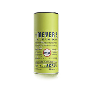 Mrs. Meyers Clean Day Surface Scrub Lemon Verdana