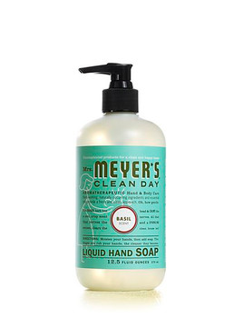 Mrs. Meyer's Liquid Hand Soap Basil