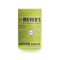 Mrs. Meyer's Dryer Sheets Lemon Verbena