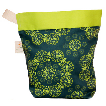 Eco Ditty Lunch Bag - Eyes Of The World