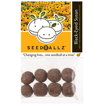 Seedballz Black-Eyed Susan - 8 Pack