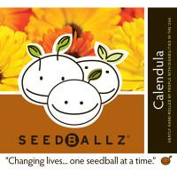 Seedballz Calendula - 8 Pack