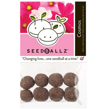 Seedballz Cosmos - 8 Pack