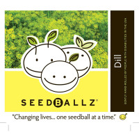 Seedballz Dill - 8 Pack