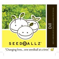 Seedballz Dill - 8 Pack
