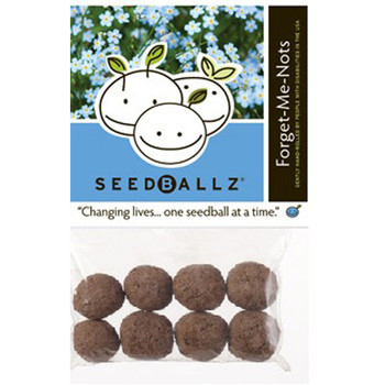 Seedballz Forget Me Not - 8 Pack