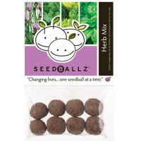 Seedballz Herb Mix - 8 Pack