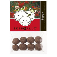 Seedballz Poppy - 8 Pack