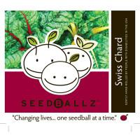 Seedballz Swiss Chard - 8 Pack