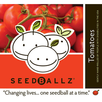 Seedballz Tomatoes - 8 Pack