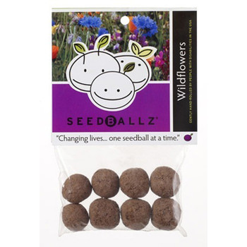 Seedballz Wildflower - 8 Pack