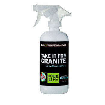 Better Life Stone Countertop Cleaner - 16 fl oz