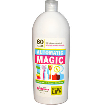 Better Life Automatic Magic Dishwasher Gel - 30 fl oz