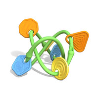 Eco-Friendly Twist Teether