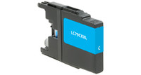 Brother LC79C, Remanufactured Ink Jet - Cyan (Extra High Yield)