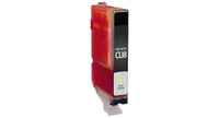 Canon CLI-8Y, Remanufactured InkJet Cartridges, Yellow