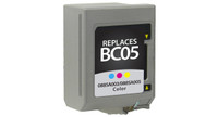 Canon BC-05, Remanufactured InkJet Cartridges, Color