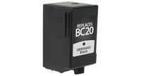 Canon BC-20, Remanufactured InkJet Cartridges, Black