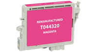 Epson T044320, Remanufactured InkJet Cartridges, Magenta
