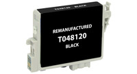 Epson T048120, Remanufactured InkJet Cartridges, Black