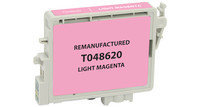 Epson T048620, Remanufactured InkJet Cartridges, Light Magenta