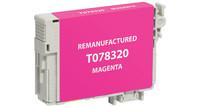 Epson T078320, Remanufactured InkJet Cartridges, Magenta