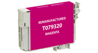 Epson T079320, Remanufactured InkJet Cartridges,  Magenta (High Capacity)