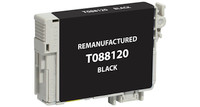 Epson T088120, Remanufactured InkJet Cartridges, Black