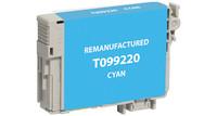 Epson T099220, Remanufactured InkJet Cartridges, Cyan